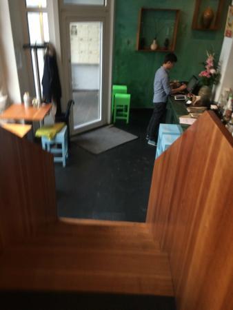 Vipho: ресторан в два уровня