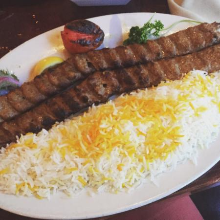 chicken barg sultani at the persian room scottsdale az picture