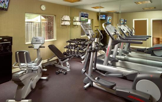 Residence Inn Atlanta Airport North/Virginia Avenue: Fitness Room