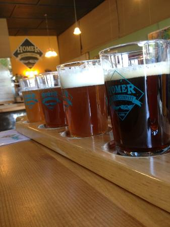 Homer Brewing Company