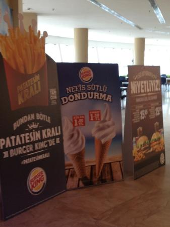 Burger King: Promotions