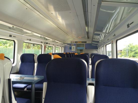 Enterprise Car Rental Leeds Train Station