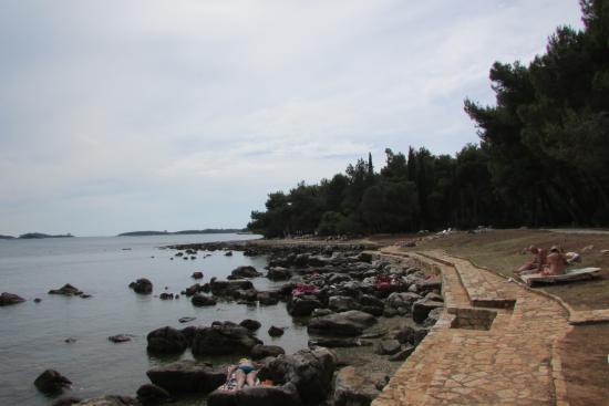 Villa Marea: Beautiful Cuvi beach