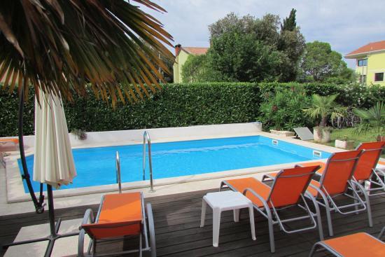 Villa Marea: Swimming pool