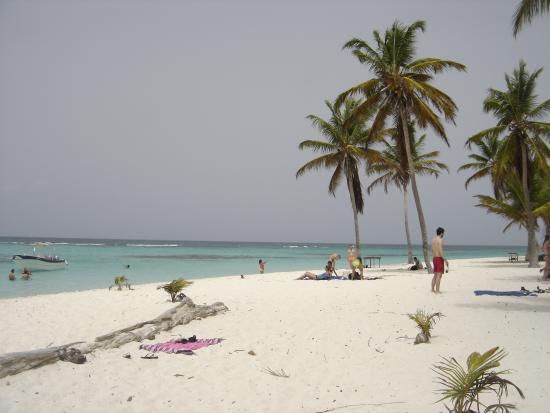 Bayahíbe, República Dominicana: plage snokeling
