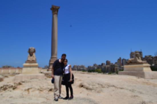 bes Egypt tours - Alexandria trips