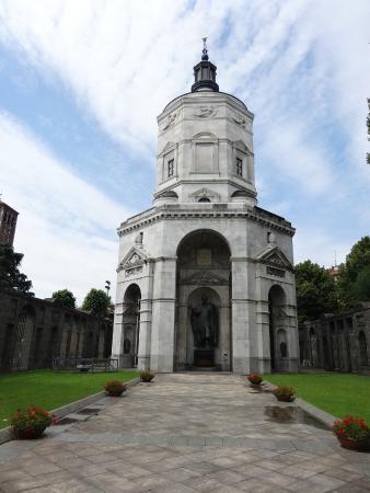 tempio della vittoria