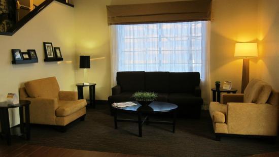 Sleep Inn & Suites Monticello: lobby