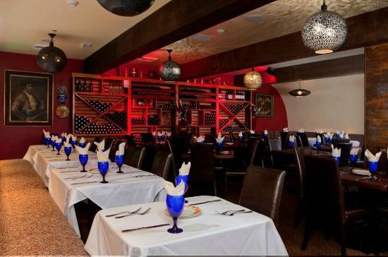 Cafe sevilla of san diego latin american restaurant for American cuisine san diego