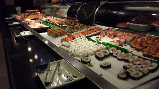 Ginza Japanese Buffet North Miami Beach Fl