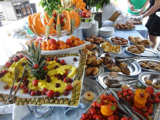Hotel Sirenetta: Colazione