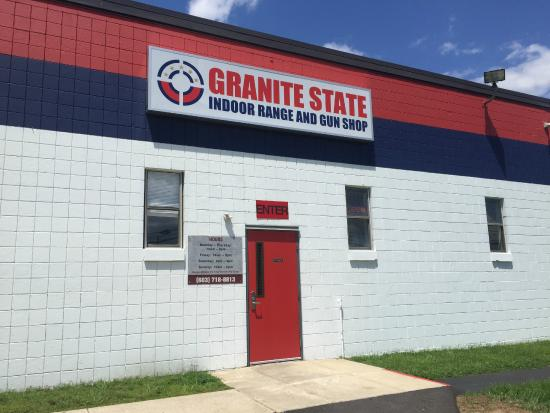 Hudson, Nueva Hampshire: Granite State Indoor Range