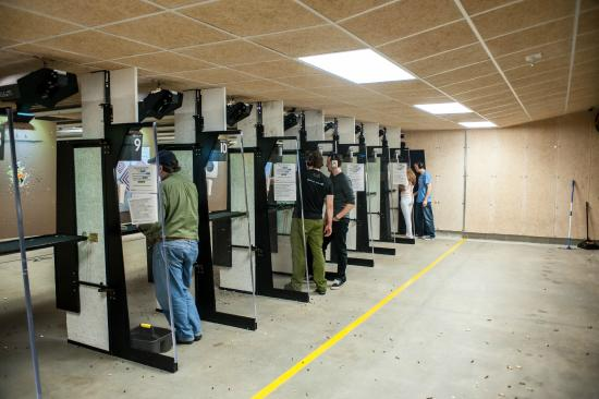 range picture of granite state indoor range and gun shop hudson tripadvisor. Black Bedroom Furniture Sets. Home Design Ideas