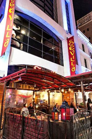 Cafe Sevilla Long Beach Menu