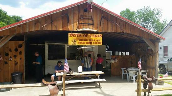 Taste of Texas Smoked Bar B Que