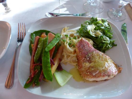 Restaurant Le Saint-Patrice: Poisson