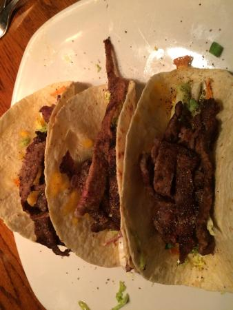 Outback Steakhouse: Delicious Steak Tacos