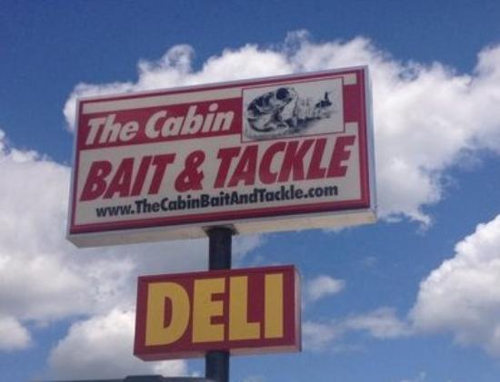 The Cabin Deli: Deli no longer under same management