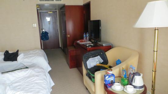 Best Western Shenzhen Felicity Hotel: Level 10 Family Room
