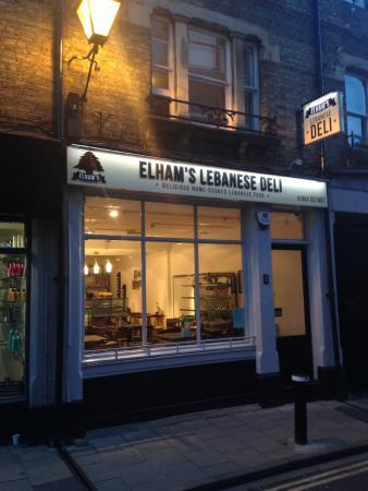 Elham's Lebanese Deli