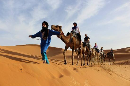 Morocco Desert Travel - Day Tours