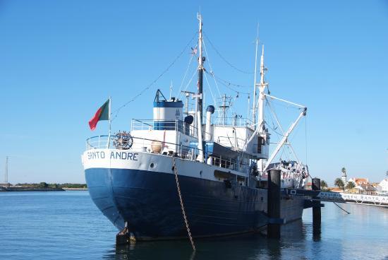 Navio-Museu Santo Andre