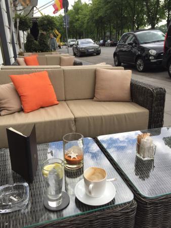 View At Wonderfull Hamburg Bild Von Café Condi Im Hotel Vier