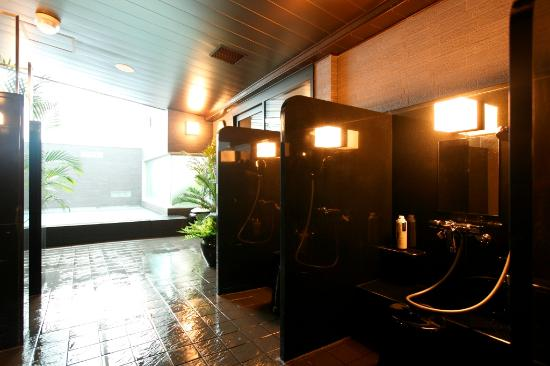 Dormy inn Premium Shibuya Jingumae: Spa