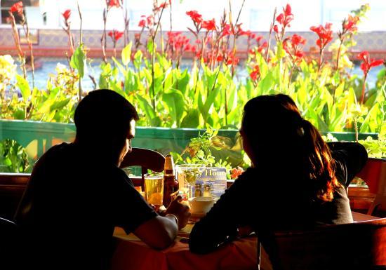 Azteca Restaurant at the Rosarito Beach Hotel: Restaurante Azteca