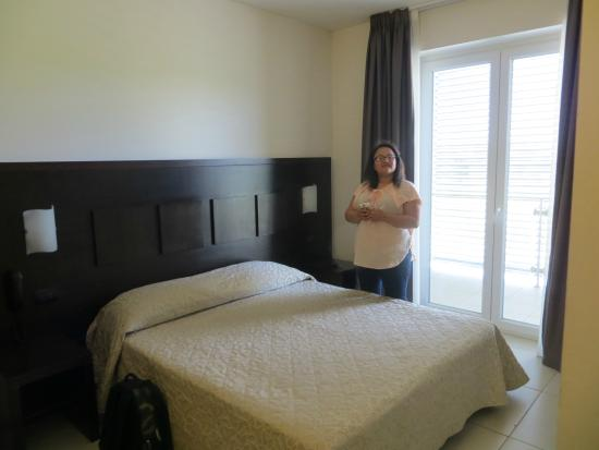 Hotel I Crespi: Camera matrimoniale
