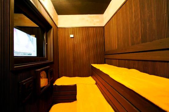 Dormy inn Premium Shibuya Jingumae: Sauna