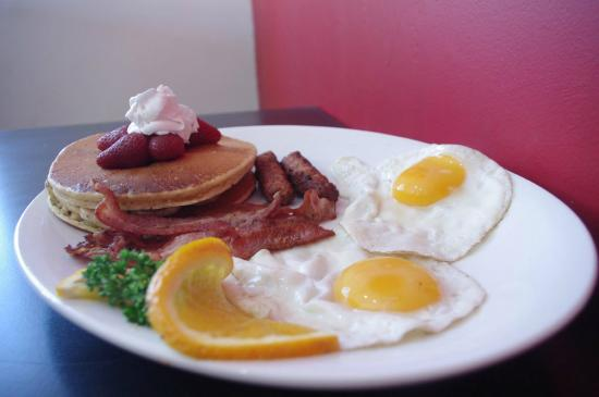 Wake Up Coffee & Breakfast