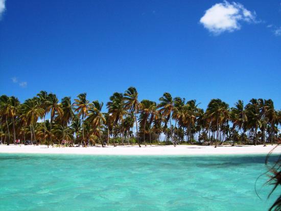 Parque Nacional del Este, Dominican Republic: Hermosa Playa