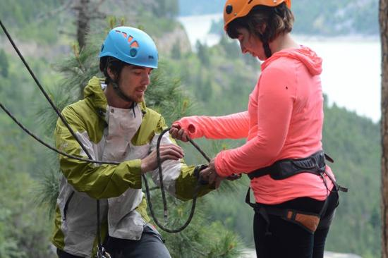 Columbia Falls, MT: We will show you the ropes!