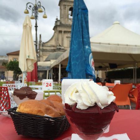 Giarre, Italië: Chiosco La Briciola