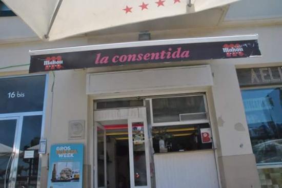 imagen La Consentida en San Sebastián