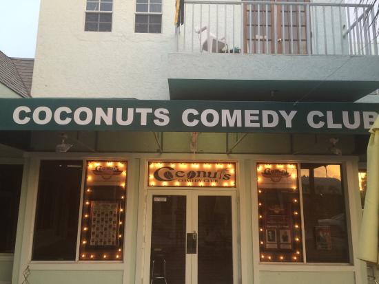 Coconut's Comedy Club