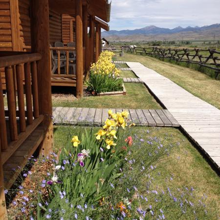 Sheridan, Montana: Elijah's Rest Cabins