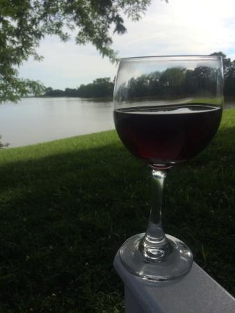 Ridge, MD: Slack Winery