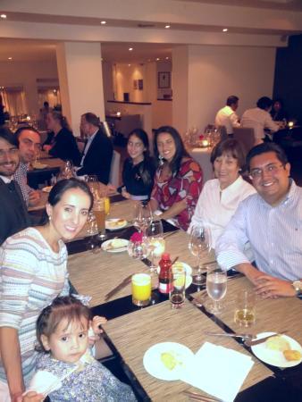 Zazu : Great for a family reunion.