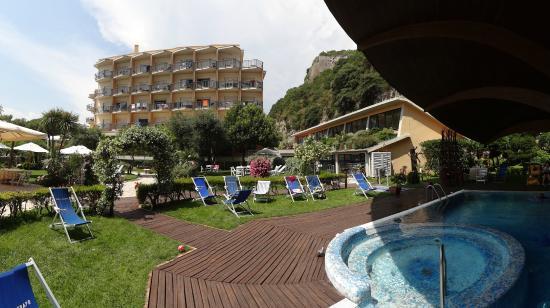 piscina picture of hotel serapo gaeta tripadvisor