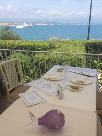 Restaurant de Bacon: What a view