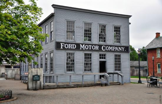 The original ford motor company picture of the henry Ford motor company complaints