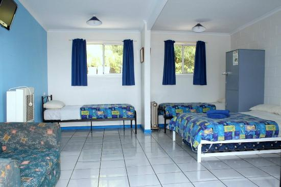 Tandarra Lodge Kangaroo Island : Family Room with Ensuite
