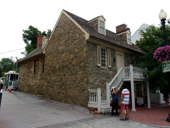 โคลัมเบีย: The Od Stone House 250 yrs old