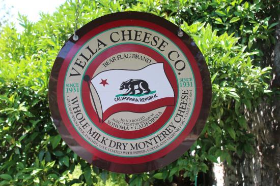 Vella Cheese Company: The Vella Cheese emblem