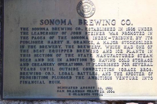 Vella Cheese Company: Some history of the building.