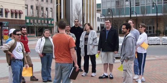 Preservation Durham Walking Tours