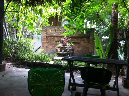 The Chiang Mai White House Aufnahme
