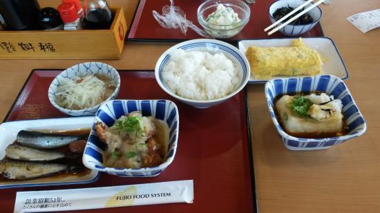 Maidookini Shokudo Saijo Fukutake